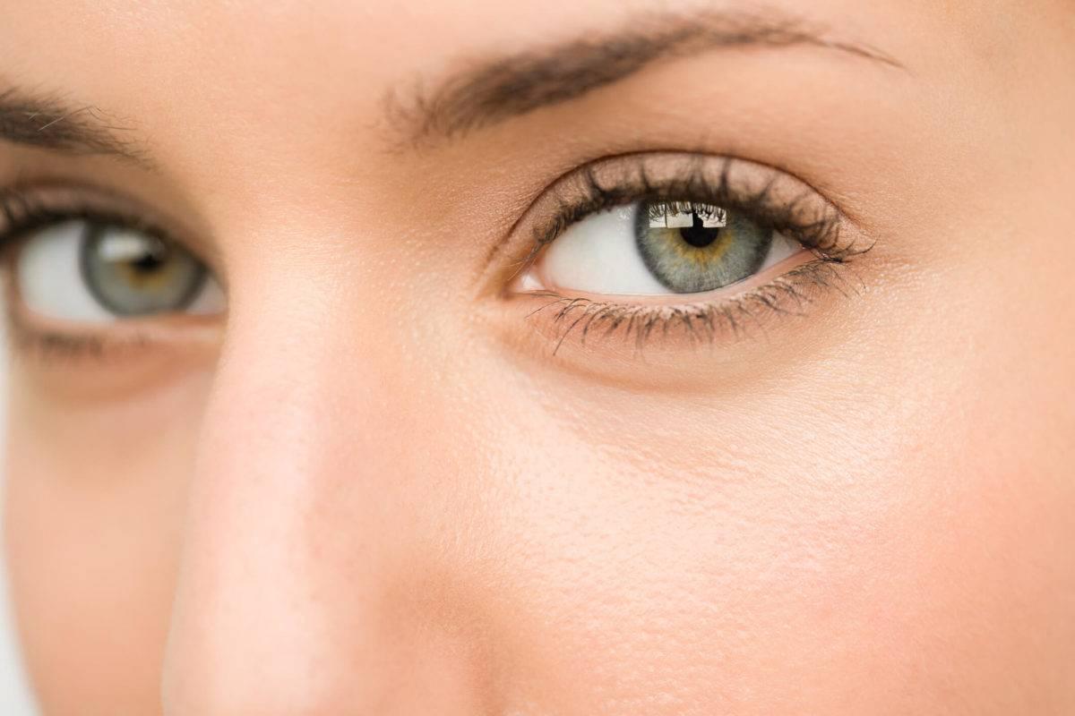 Augenfalten vorbeugen